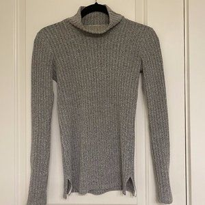 Wilfred Free Mock Neck Shirt